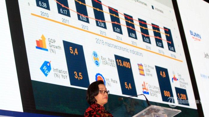Ekonomi Indonesia Tahun Ini Tumbuh 4 4 Persen Prediksi Bank Mandiri