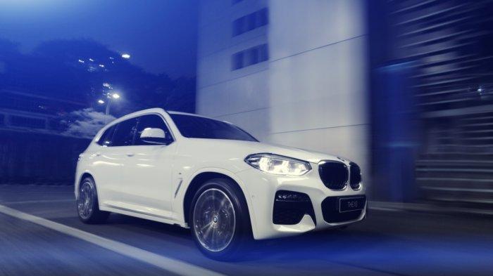 BMW The New X3 Sekarang Dibuat dari Komponen Lokal 139 Miliar Dibanderol Rp 1