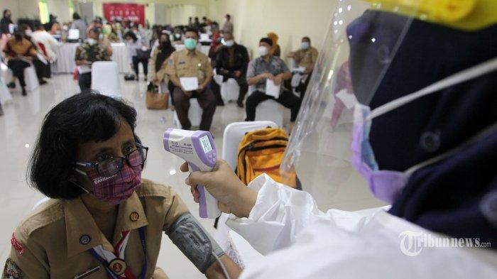 Maksimal 50 Persen Siswa Pembukaan Sekolah Dilakukan Secara Bertahap Pasca Vaksinasi Guru