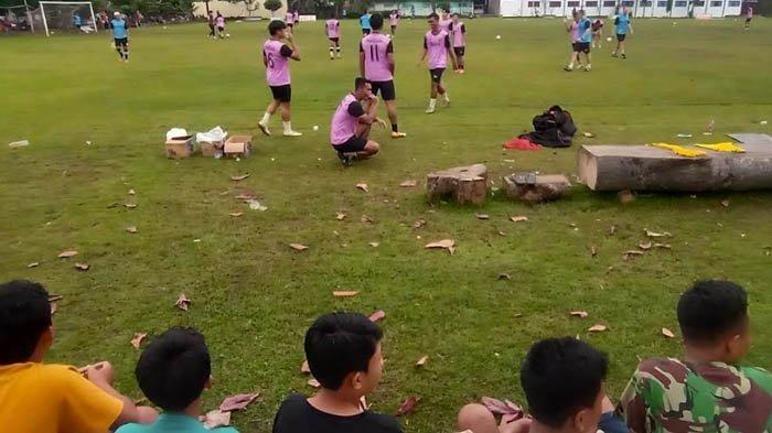 Ternyata Pemain Liga 1 Berlatih buat Piala Menpora Dikira Ada Tarkam Warga Boyolali Heboh