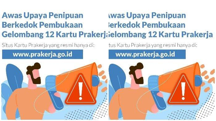 Simak ketentuan juga Caranya Akses www.prakerja.go.id Daftar Kartu Prakerja Gelombang 12