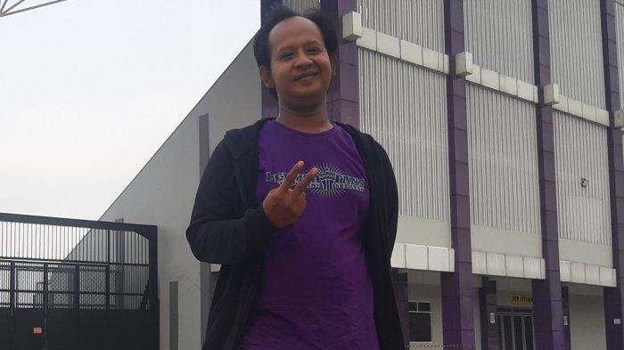 Suporter Persita Tangerang Diyakini Septian Enjoh Siap Patuhi Aturan & Nonton di Rumah