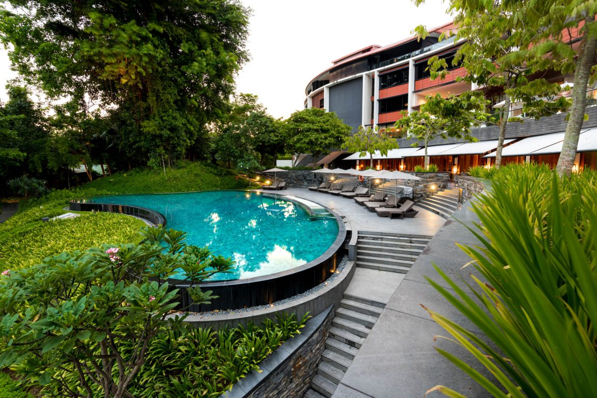 Capella Singapore and the Best Gastronomy Experience There
